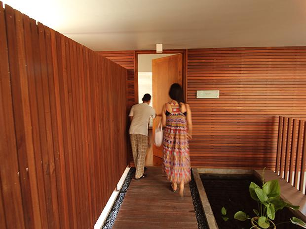 2階トリートメントルーム