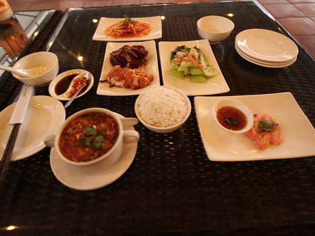 中華海鮮セット