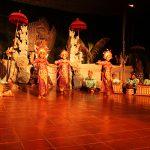 バリ島伝統舞踊と中華海鮮を堪能してきました