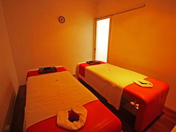 タマンメラースパ・ツインルーム写真