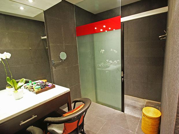 タマンメラースパ・シャワールーム