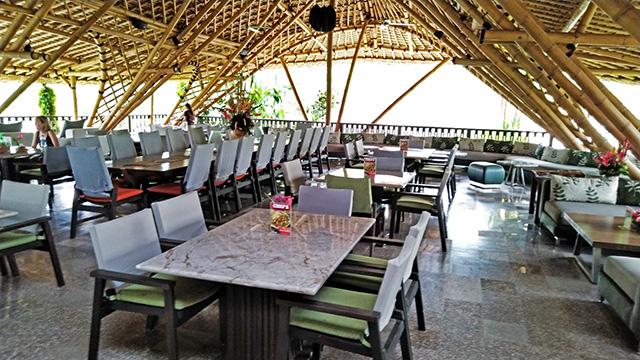 Coco Bambuu Restaurant
