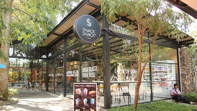 カフェ&お土産物売り場