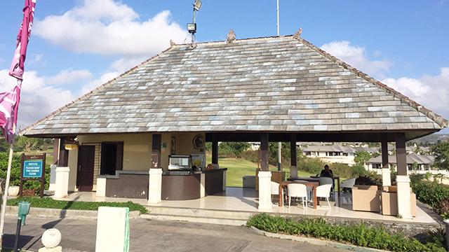 茶店(休憩所)